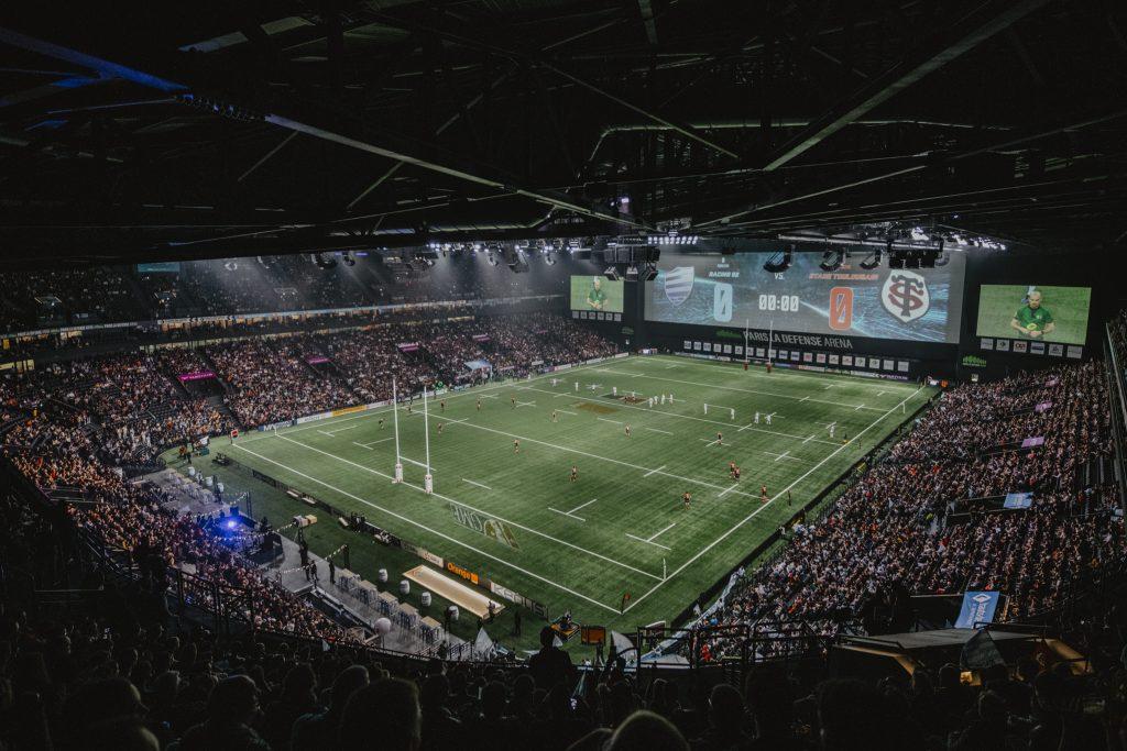 L'abonnement au Racing 92, c'est une ambiance unique à Paris La Défense Arena