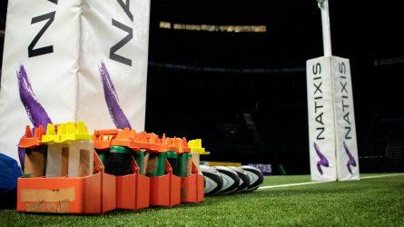 Paris La Défense Arena et le Racing 92 suppriment les bouteilles en plastique pour les matchs de rugby