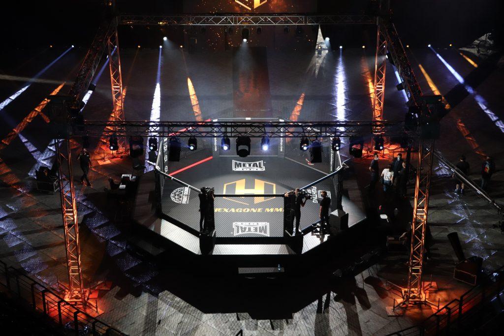Paris La Défense fait le show avec le MMA