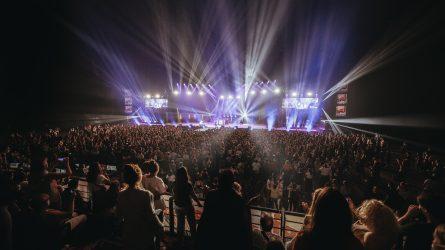 Paris La Défense Arena retrouve les concerts avec le NRJ Music Tour